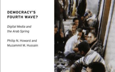 Democracy´s Fourth Wave: Jakou roli hrála digitálních média v průběhu Arabského jara?