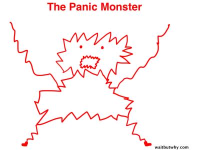 panic-monster